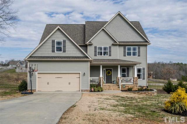 3525 Daisy Lane, Wake Forest, NC 27587 (#2238600) :: The Perry Group