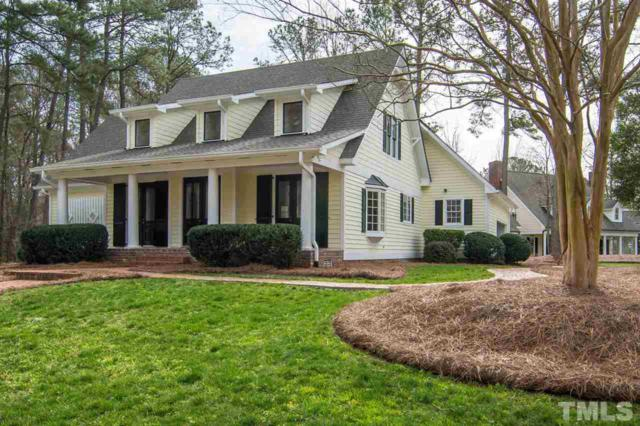 5301 Crocus Court, Holly Springs, NC 27540 (#2238830) :: The Perry Group