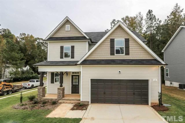 257 Pearson Place, Clayton, NC 27527 (#2239695) :: The Results Team, LLC