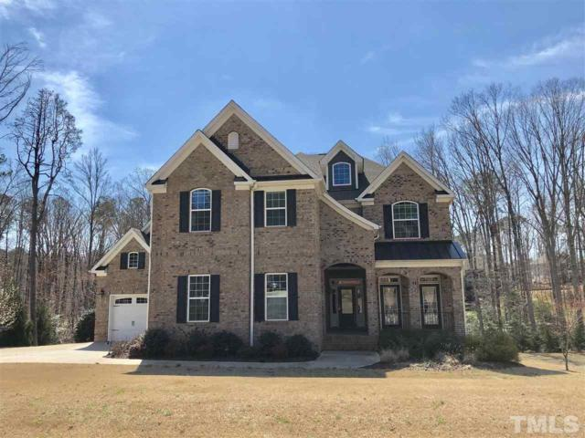 5012 Darcy Woods Lane, Fuquay Varina, NC 27526 (#2239811) :: The Perry Group