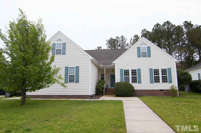 4820 Arbor Chase Drive, Raleigh, NC 27616 (#2239881) :: The Perry Group