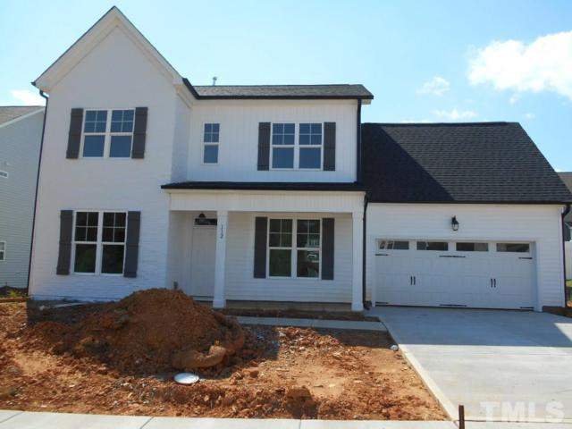 112 Hickock Court, Mebane, NC 27302 (#2240795) :: The Jim Allen Group