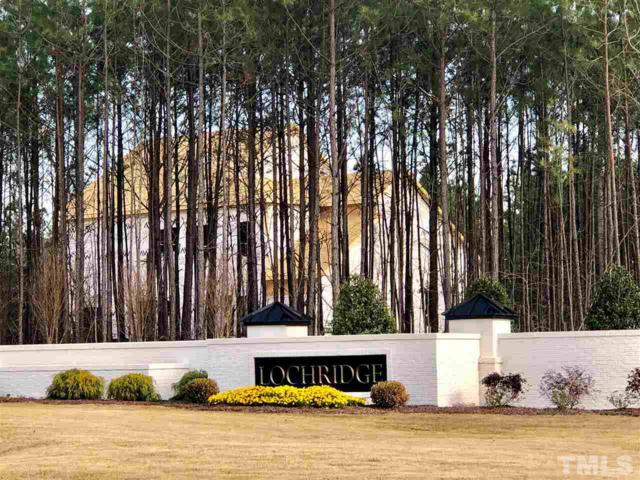 124 Silent Bend Drive Lot 9, Holly Springs, NC 27540 (#2241069) :: Raleigh Cary Realty