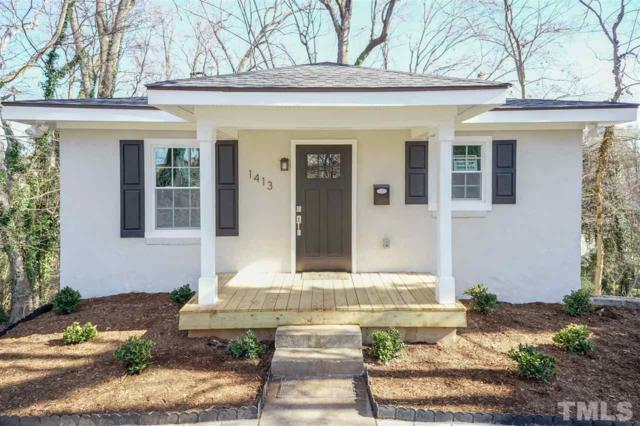 1413 Battery Drive, Raleigh, NC 27610 (#2241676) :: Spotlight Realty