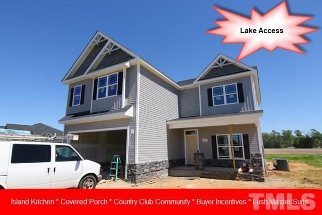 107 Doral Drive, Goldsboro, NC 27534 (#2241927) :: The Jim Allen Group
