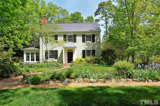 735 Gimghoul Road, Chapel Hill, NC 27514 (#2242373) :: Raleigh Cary Realty
