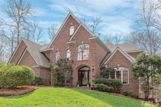 105 Umbrio Lane, Chapel Hill, NC 27517 (#2242796) :: Spotlight Realty
