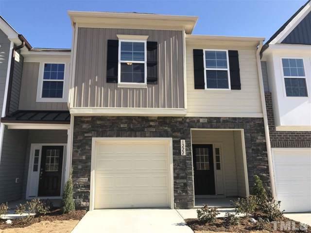 1222 Scholar Drive #6, Durham, NC 27703 (#2243629) :: Dogwood Properties