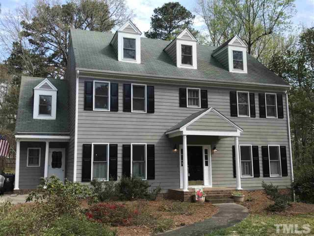 4309 Ellinwood Drive, Apex, NC 27539 (#2243810) :: The Perry Group
