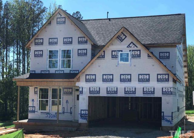 3453 Jones Lake Road Lot 710, Fuquay Varina, NC 27526 (#2244344) :: The Perry Group