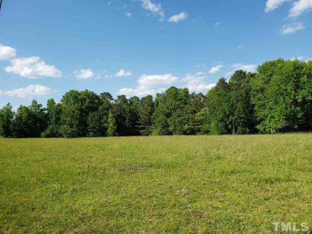1059 Sledge Road, Louisburg, NC 27549 (#2244416) :: Dogwood Properties
