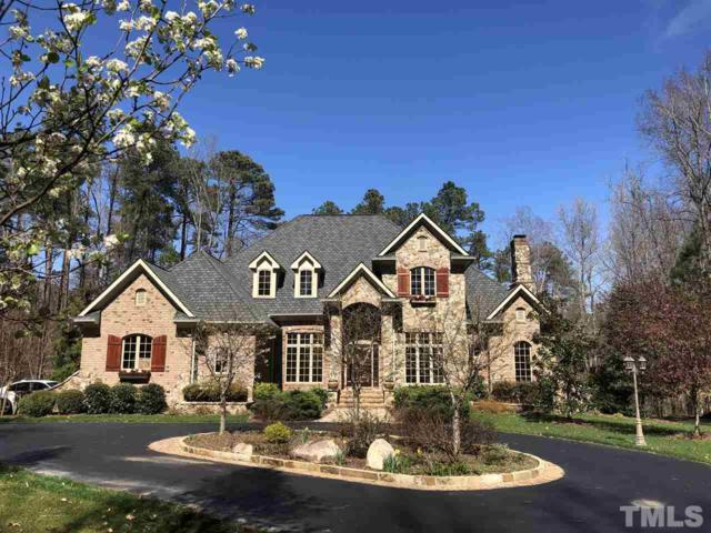 490 Sun Forest Way, Chapel Hill, NC 27517 (#2244471) :: The Perry Group