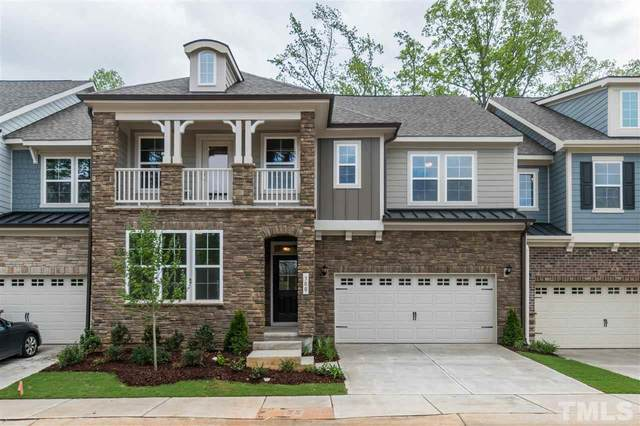 300 Kentigern Drive #21, Raleigh, NC 27606 (#2244592) :: Team Ruby Henderson