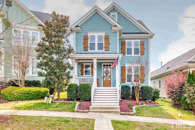 125 Amberglen Lane, Holly Springs, NC 27540 (#2244678) :: The Perry Group