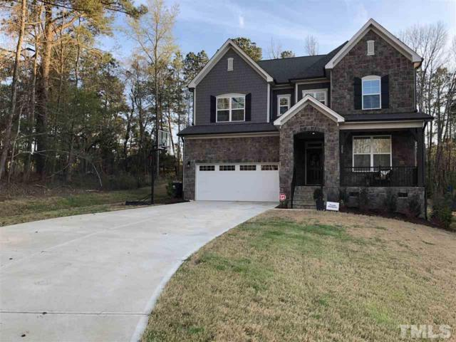 225 Blue Granite Drive, Holly Springs, NC 27540 (#2246085) :: The Perry Group