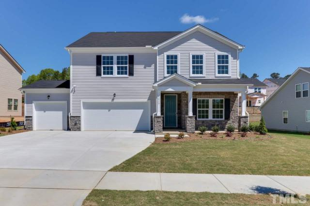 3413 Longleaf Estates Drive, Raleigh, NC 27616 (#2247519) :: Marti Hampton Team - Re/Max One Realty