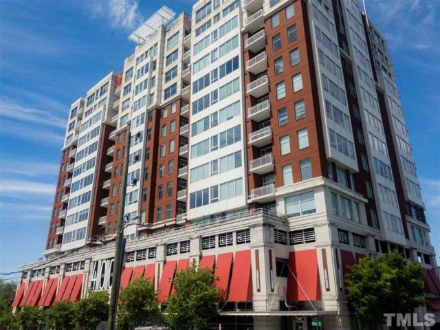 400 W North Street #1130, Raleigh, NC 27603 (#2248325) :: The Jim Allen Group