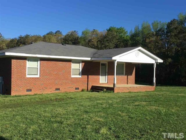 393 E Alston Road, Pittsboro, NC 27312 (#2248900) :: The Jim Allen Group