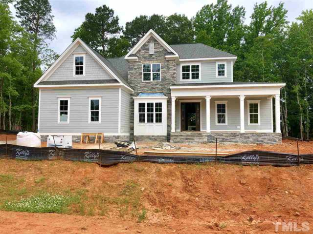 1212 Reservoir View Lane Lt36, Wake Forest, NC 27587 (#2249435) :: The Perry Group