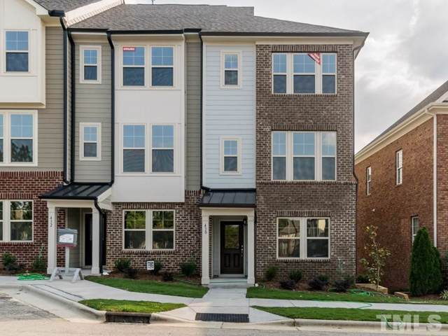 430 Oak Pine Drive #375, Apex, NC 27502 (#2249906) :: Raleigh Cary Realty