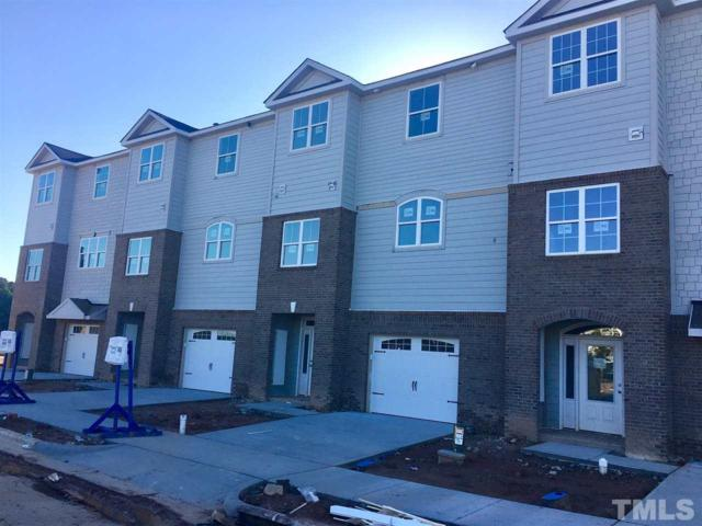 1505 Gathering Park Circle #3, Cary, NC 27519 (#2250615) :: The Jim Allen Group
