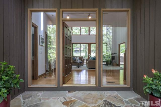 741 Pinehurst Drive, Chapel Hill, NC 27517 (#2251270) :: Dogwood Properties