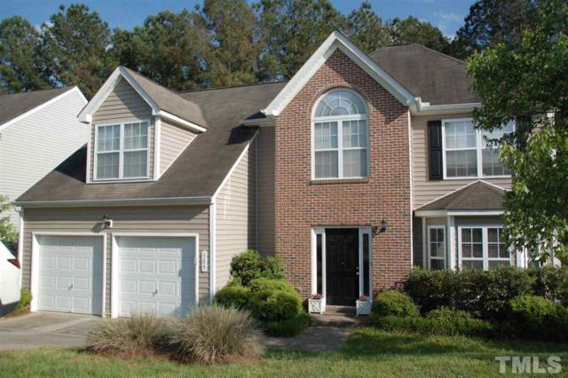 305 Pyracantha Drive, Holly Springs, NC 27540 (#2252352) :: Spotlight Realty