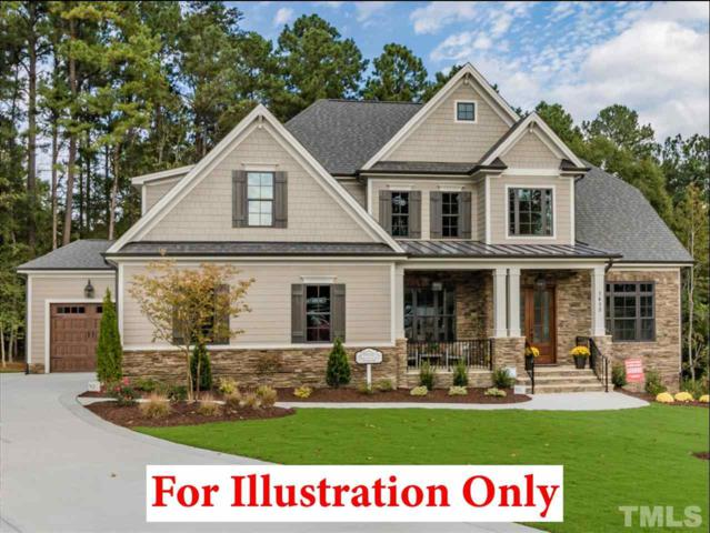 7624 Dover Hills Drive, Wake Forest, NC 27587 (#2252712) :: The Jim Allen Group