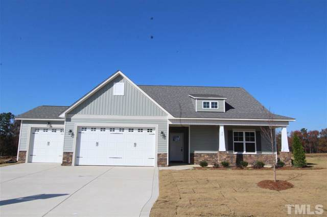 26 Heart Pine Drive, Wendell, NC 27591 (#2253309) :: The Jim Allen Group