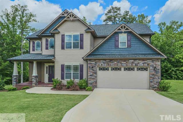 344 Neuse Landing Drive, Clayton, NC 27527 (#2254297) :: Raleigh Cary Realty