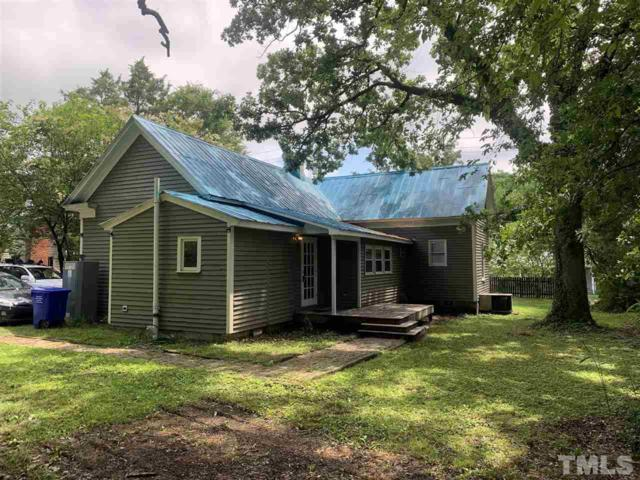 511 & 511A N Greensboro Street, Carrboro, NC 27510 (#2254751) :: Spotlight Realty
