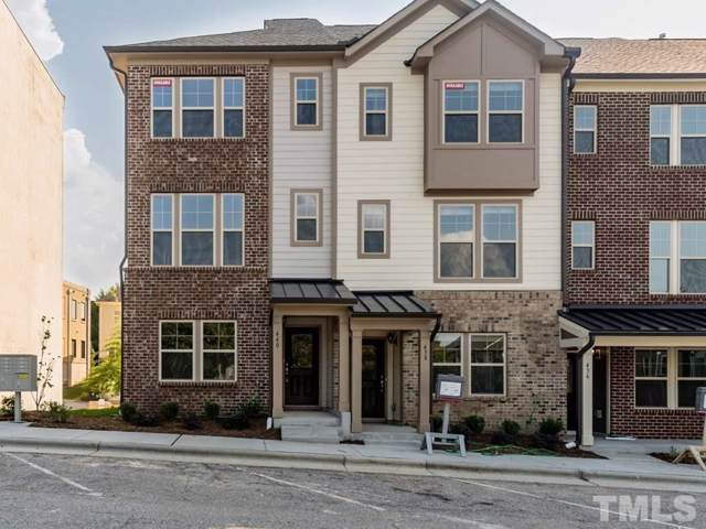 440 Oak Pine Drive #380, Apex, NC 27502 (#2254802) :: Raleigh Cary Realty