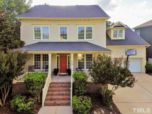 108 Sunset Oaks Drive, Holly Springs, NC 27540 (#2255316) :: Raleigh Cary Realty