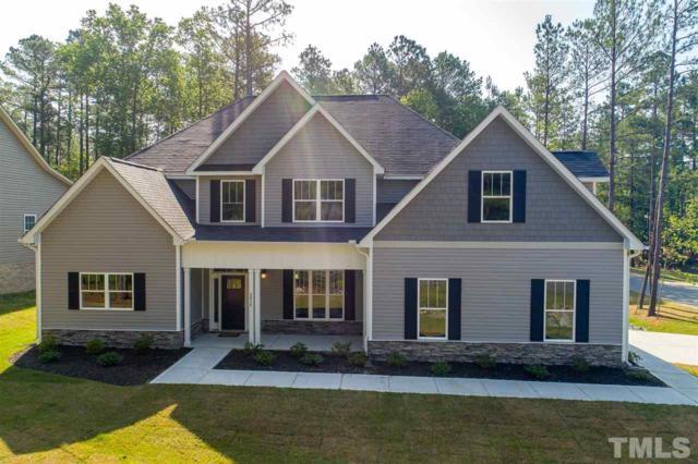 2939 Carolina Way, Sanford, NC 27332 (#2256206) :: Dogwood Properties