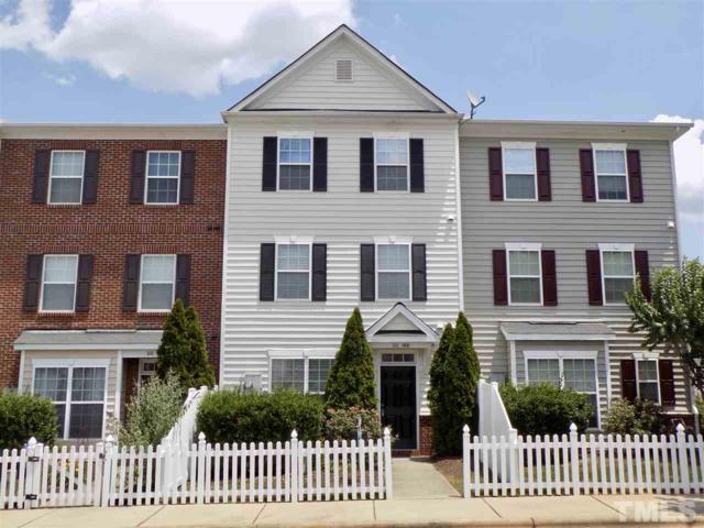 1111 Consortium Street #106, Raleigh, NC 27603 (#2257394) :: Marti Hampton Team - Re/Max One Realty