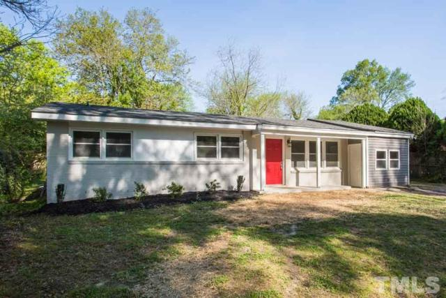 920 Beverly Drive, Raleigh, NC 27610 (#2258298) :: Raleigh Cary Realty