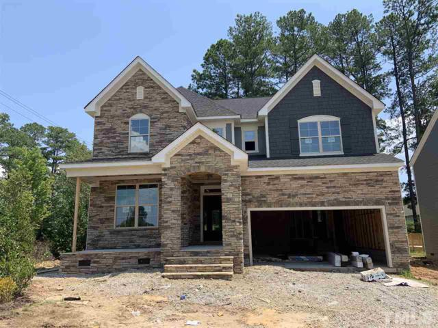 203 Crestmont Ridge Drive #4, Apex, NC 27523 (#2259768) :: Raleigh Cary Realty