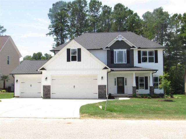 111 Claymore Drive, Clayton, NC 27527 (#2260123) :: Marti Hampton Team - Re/Max One Realty
