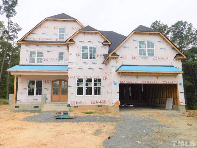 109 Gilmore Bridge Drive Lot 81, Apex, NC 27523 (#2260546) :: Raleigh Cary Realty