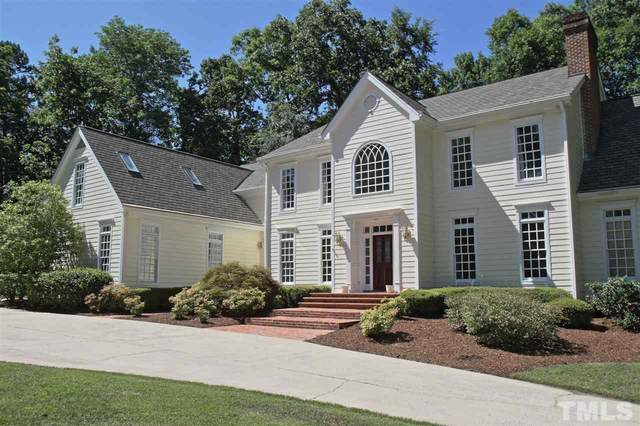 1054 Burning Tree Drive, Chapel Hill, NC 27517 (#2261806) :: Realty World Signature Properties