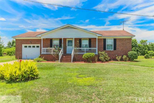 5075 N Salemburg Highway, Salemburg, NC 28385 (#2262930) :: Real Estate By Design