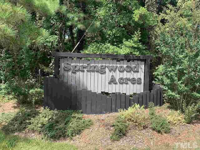 216 Oakcrest Drive, Wake Forest, NC 27587 (#2264607) :: Spotlight Realty