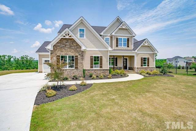 1005 Trotter Bluffs Drive, Holly Springs, NC 27540 (#2265033) :: Raleigh Cary Realty