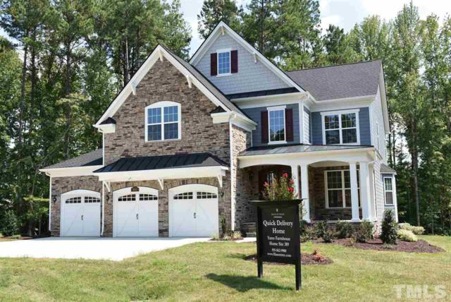 8004 Keyland Place Lot 389, Wake Forest, NC 27587 (#2265577) :: The Results Team, LLC