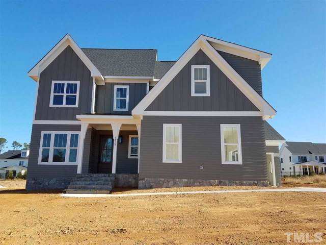 1815 Old Evergreen Drive, Apex, NC 27502 (#2265806) :: The Jim Allen Group