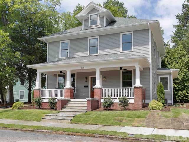 205 Albemarle Street, Durham, NC 27705 (#2266609) :: Spotlight Realty