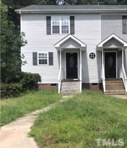 120 Henley Place 4 B, Smithfield, NC 27577 (#2266734) :: The Perry Group
