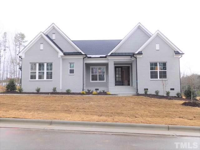 333 Ashurst Lane Lot 46, Apex, NC 27523 (#2268527) :: Morgan Womble Group