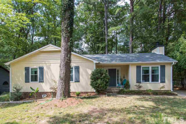 102 Honeysuckle Lane, Cary, NC 27513 (#2269135) :: Rachel Kendall Team