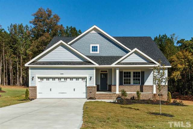 8704 Colonels Court, Wake Forest, NC 27587 (MLS #2270034) :: The Oceanaire Realty